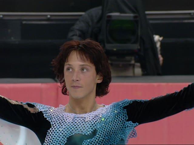 2006年都灵冬奥会约翰尼·威尔选择《Otonal》作为配乐