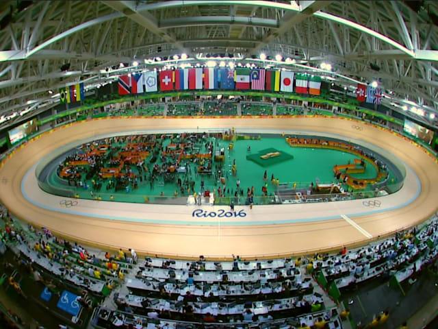 Ligtlee wins gold in women's keirin
