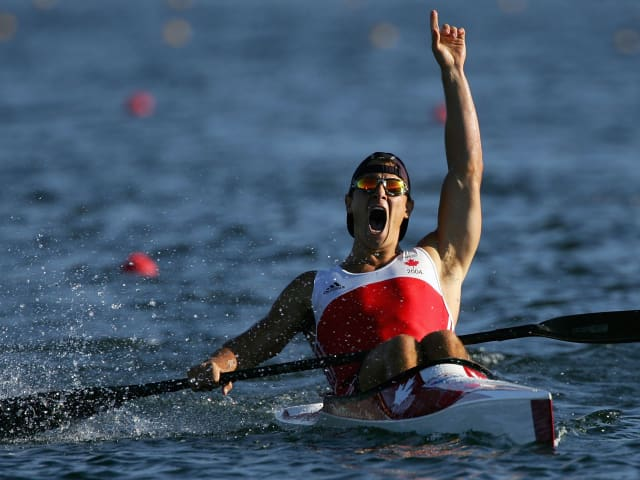 In Their Own Words: I kept falling out of the boat - Van Koeverden's rise