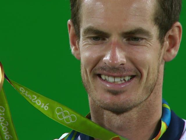 Murray gegen Del Potro, Tennis Herreneinzel Finale | Rio 2016 Wiederholung
