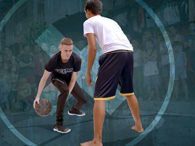 La febbre da basket è ovunque nelle strade delle Filippine