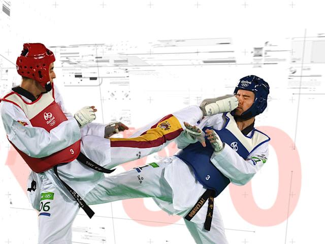 Taekwondo stars get a kick out of wearable technology