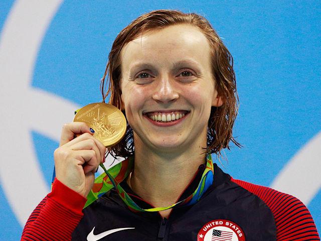 كاتي ليديكي: جميع سباقاتها المتوّجة بميدالية ذهبية