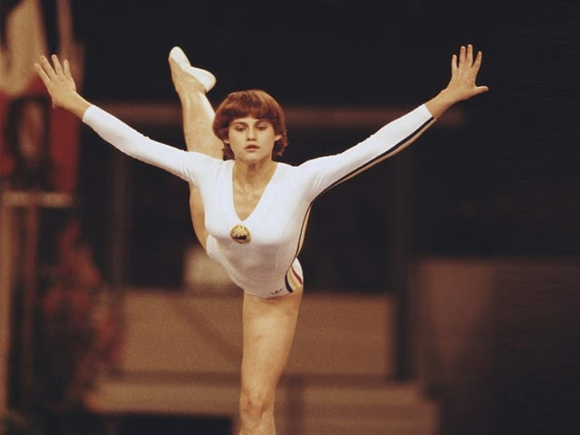Where are they now? Nadia Comaneci's legend lives on