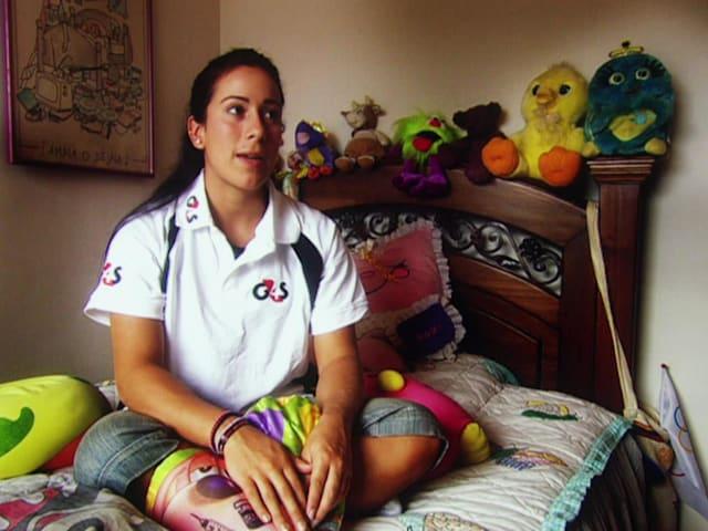 17岁的玛莉娅娜·帕洪