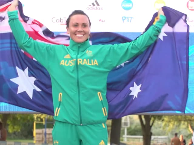 World Cup winning return for Olympic queen