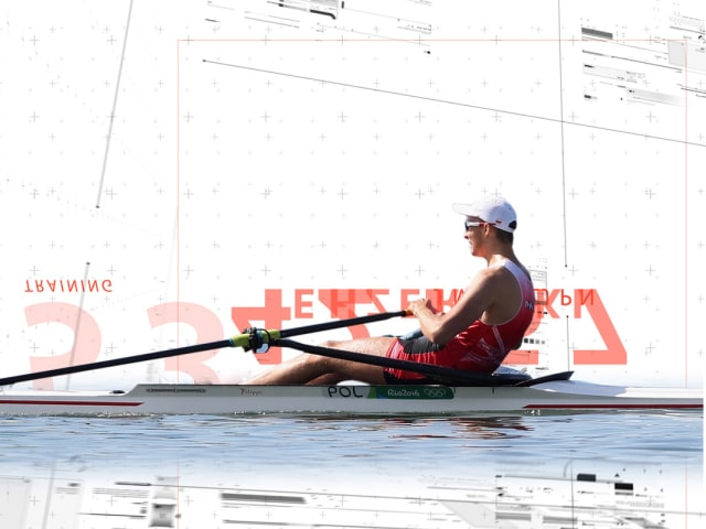 Oarsome technology: How rowers improve their technique