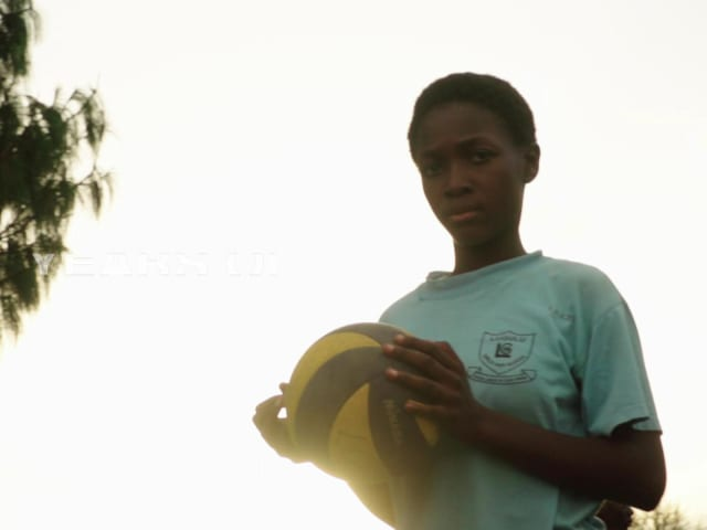 From Soweto slum to Kenya's top volleyball prospect at age 12