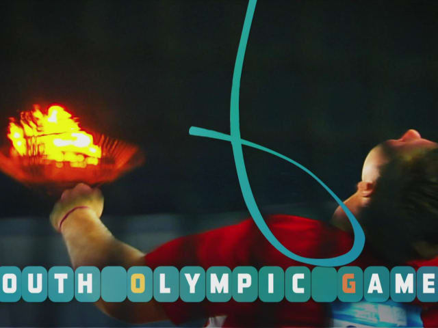 본방사수:olympicchannel.com의 청소년 올림픽 24/7 채널