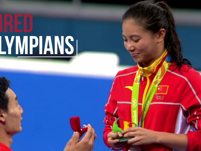 Buon San Valentino | Inspired by Olympians