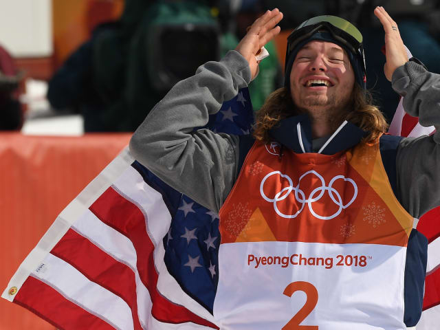 David Wise inspired by Paralympians