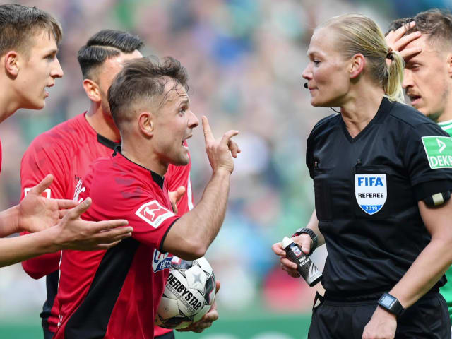 Ever wondered what it takes to be a top referee at a football world cup?