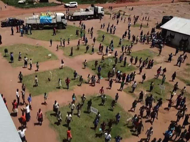 ارث ألعاب بيونج تشانج 2018 يُنقذ حياة أوغنديين