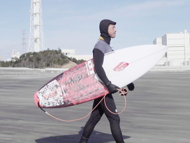 فوكوشيما تعود كواحدة من أبرز مواقع ركوب الأمواج