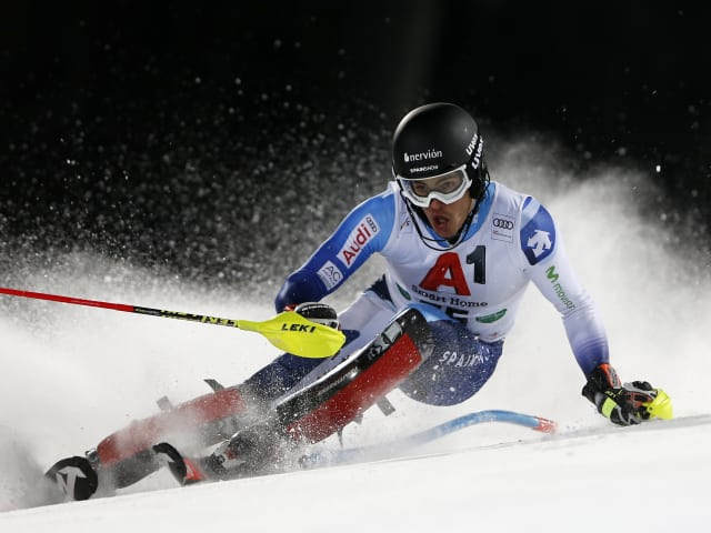 التعرج رجال - السباق 1   بطولة العالم (FIS) - أوره