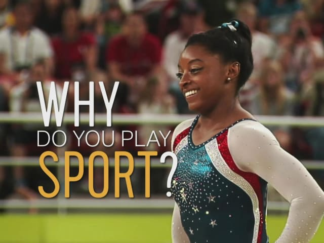 Olympic Day: Why Do You Play Sport?