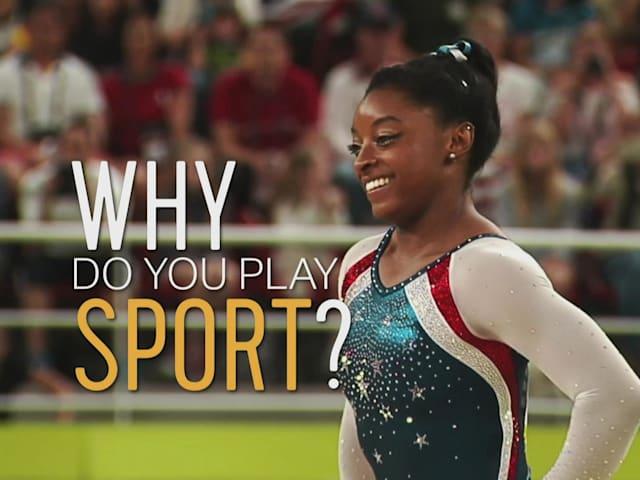 Por Que Você Faz Esporte?
