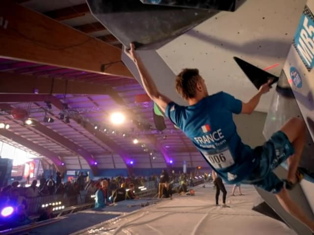 Boulder Men Semi-Final | IFSC World Championships -Innsbruck