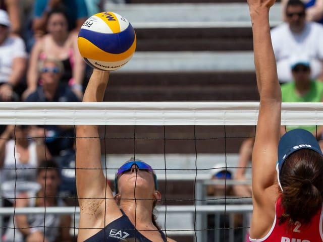 Women's Finals - Beach Volleyball  |Buenos Aires 2018 YOG