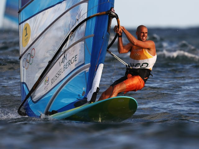 Dorian van Rijsseberghe: How I want to change Olympic windsurfing