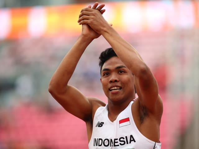 Lalu Zohri: Indonesia's 18-year-old 100m sprinter couldn't afford shoes, now he's going to Tokyo 2020