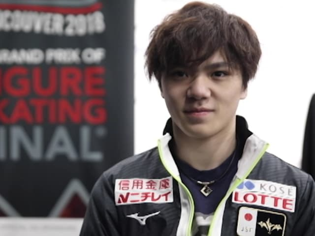 Japanese figure skater Shoma Uno focused on eliminating errors before worlds