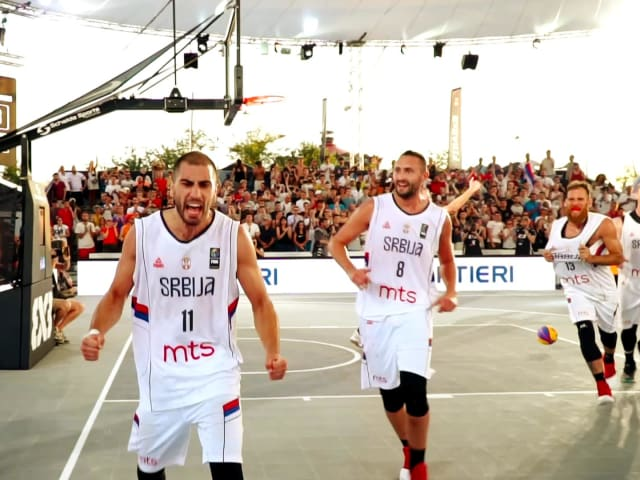 WATCH... FIBA 3x3 World Cup - Amsterdam