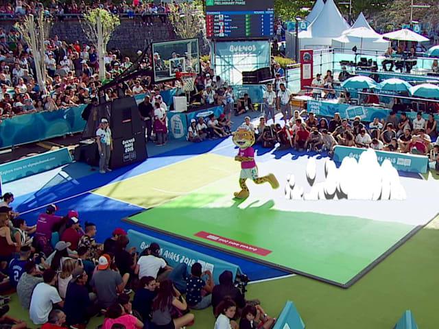 Les Meilleurs Moments des Jeux Olympiques de la Jeunesse #3