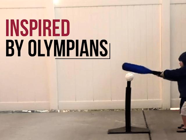 Recopilación de béisbol y sóftbol I Inspired By Olympians