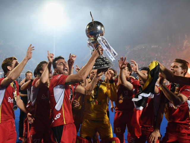 Belgium clinch maiden World Cup title after dramatic shootout