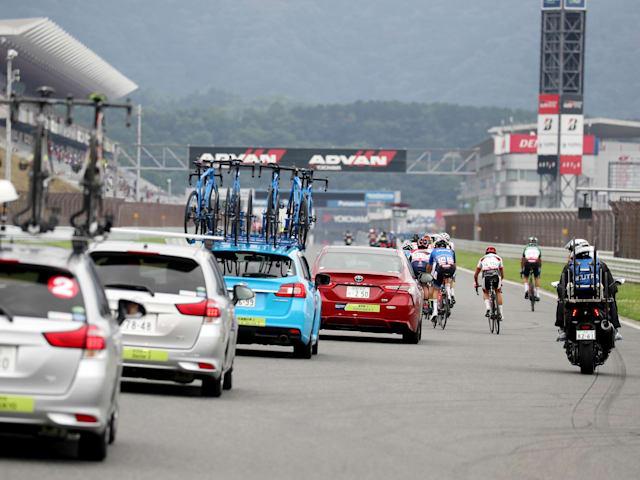 READY STEADY TOKYO -自転車競技(ロード) ゴール地点 フォトギャラリー