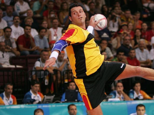 Top Olympic men's handball goals