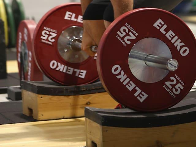 120kg (M) y +120kg (M) | Campeonato Mundial Clásico - Helsingborg