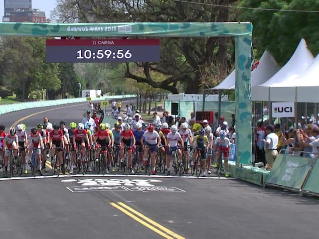 Ciclismo - Criterium Combinado por Equipes| Destaques YOG 2018