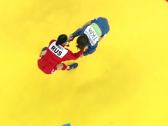 2日目 決勝 | 世界選手権 - ブカレスト