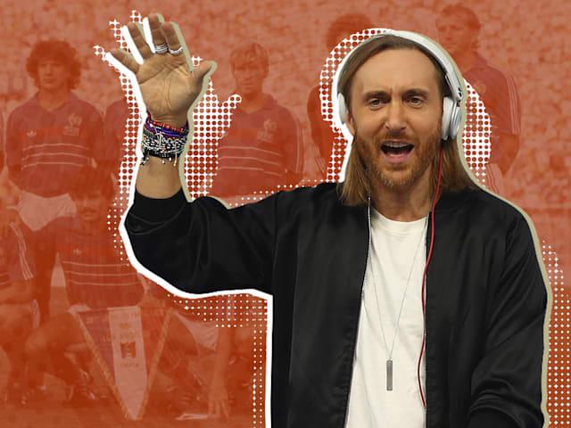 La scelta di David Guetta: l'oro della Francia nel calcio