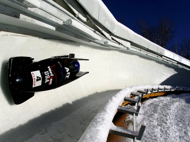 Bob (F) - Manche 1 | Coupe du Monde IBSF Bobsleigh & Skeleton - Lake Placid