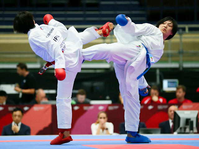 Chairman of WKF Referee Commission eyes karate debut in Tokyo 2020