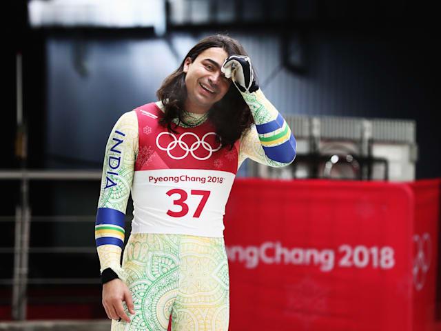 Keshavan diz que sucesso indiano nos Jogos de Inverno está chegando