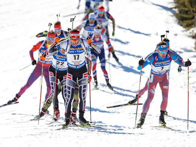 15km salida en masa (M) | Copa del Mundo de la IBU  - Ruhpolding