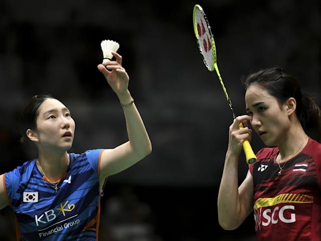 Полуфиналы | PRINCESS SIRIVANNAVARI Thailand Masters - Бангкок