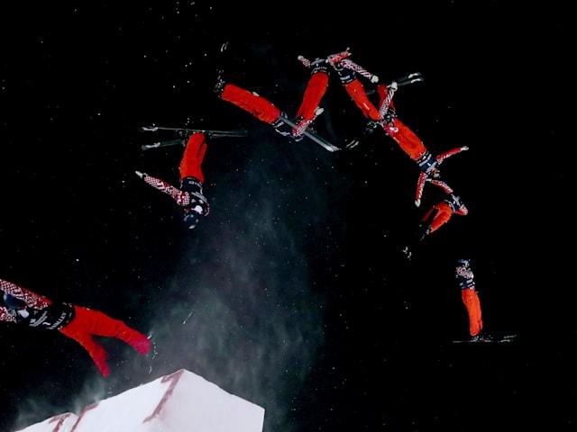 Aerials | Copa do Mundo FIS - Moscou