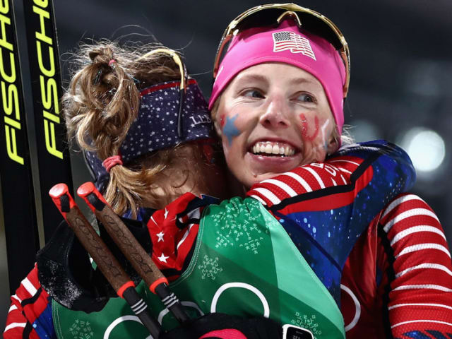PyeongChang 2018 Cross Country Champ Kikkan Randall Starts Cancer Fight