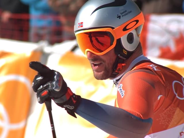 Svindal looks back on