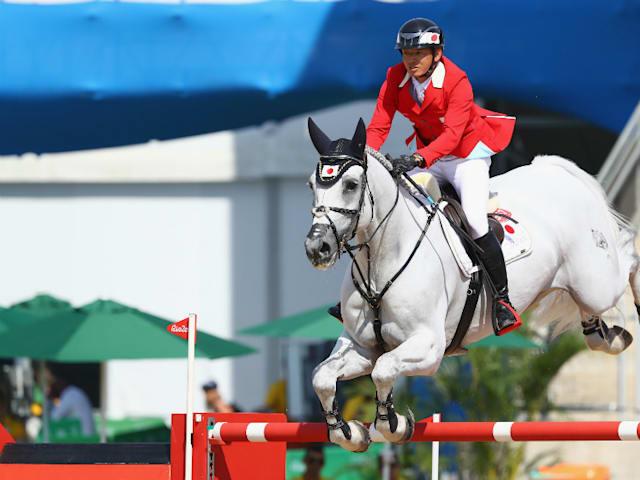 福島大輔:父経営の乗馬クラブの英才教育で才能を伸ばしたベテランは、2度目のオリンピックをめざす