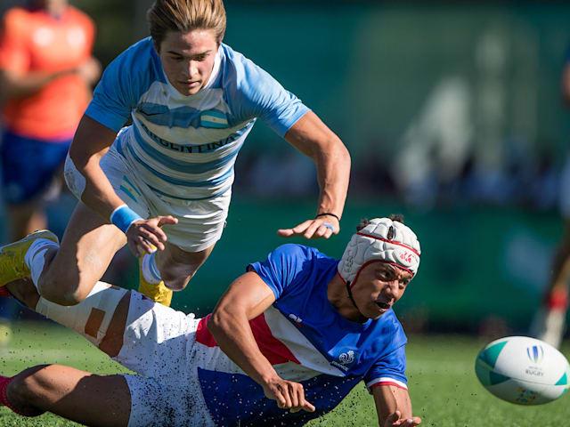 Rugby Sevens - Disputa pela Medalha de Ouro (M)   YOG Buenos Aires 2018