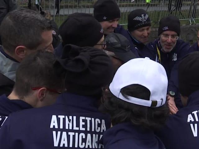 바티칸 공식 육상팀