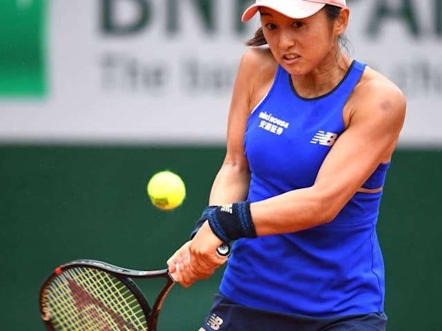 テニス: ウィンブルドン選手権予選 土居美咲が2回戦へ