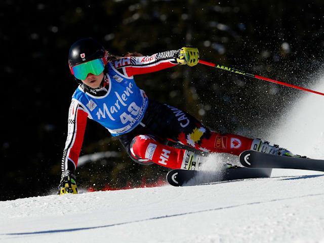 Women's Giant Slalom - Run 1 | FIS World Cup - Kronplatz