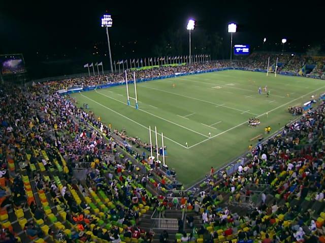 斐济vs英国,男子橄榄球决赛 | 2016年里约奥运会回看
